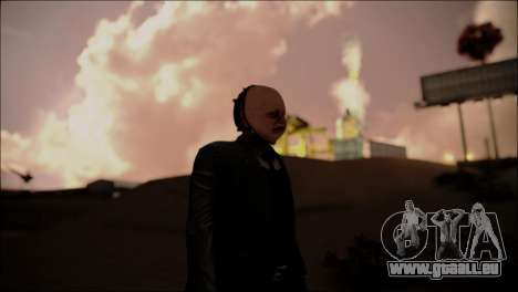 ENBTI for High PC pour GTA San Andreas cinquième écran