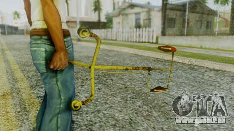 Infusion from Silent Hill Downpour für GTA San Andreas zweiten Screenshot