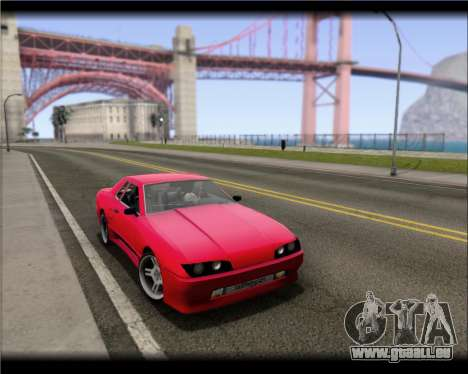 Elegy Hard Stunt für GTA San Andreas