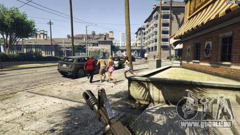 Weapons Are Scary Mod [.NET] 1.3 pour GTA 5