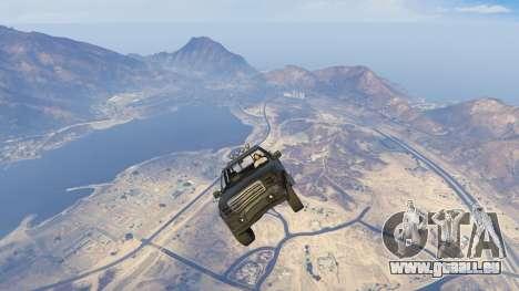 GTA 5 Sticky Underwater Cars fünfter Screenshot