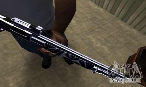 Oval Shotgun für GTA San Andreas