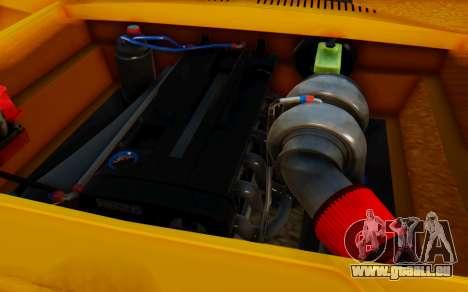 GAZ 24 Volga für GTA San Andreas rechten Ansicht
