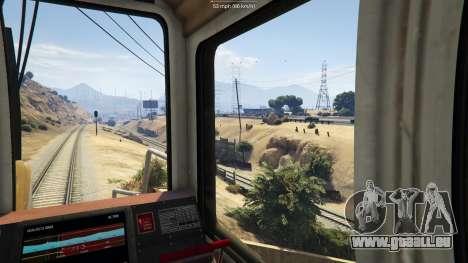 GTA 5 Railroad Engineer 3 quatrième capture d'écran
