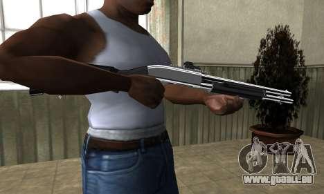 Royal Squad Shotgun pour GTA San Andreas