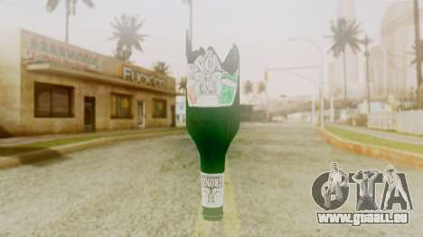GTA 5 Broken Bottle v1 pour GTA San Andreas