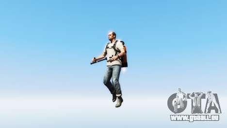 GTA 5 Jetpack v1.0.1 troisième capture d'écran