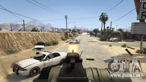 GTA 5 Control Heist Vehicles Solo [.NET] 1.4 vierten Screenshot