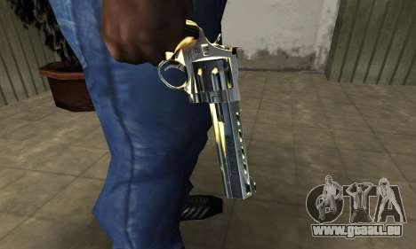 Revolver pour GTA San Andreas