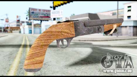 Shotgun from Resident Evil 6 für GTA San Andreas zweiten Screenshot