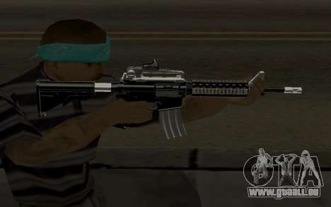 Weapon Pack für GTA San Andreas fünften Screenshot