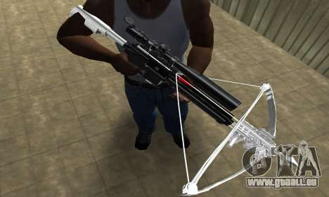 Crossbow für GTA San Andreas