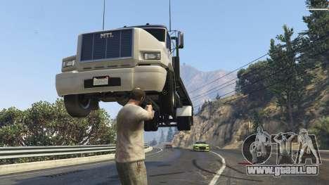 GTA 5 Gravity Gun 1.5