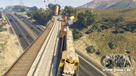 GTA 5 Railroad Engineer 3 neuvième capture d'écran