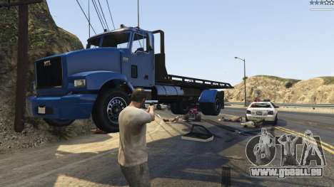 GTA 5 Gravity Gun 1.5 zweite Screenshot