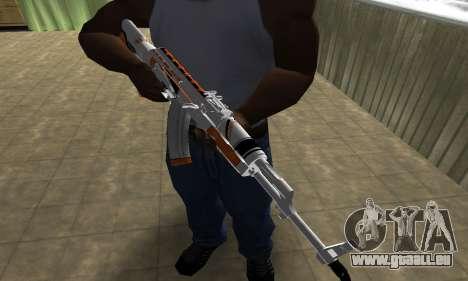 AK-47 Asiimov für GTA San Andreas