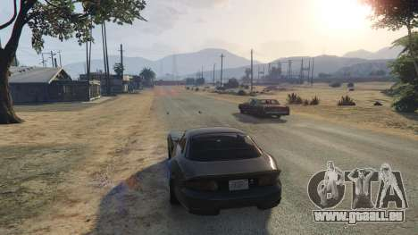 GTA 5 Vehicle Weapons .NET 0.1 troisième capture d'écran