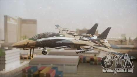 F-14D AC6 Halloween für GTA San Andreas