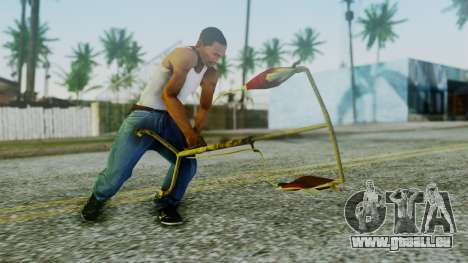 Infusion from Silent Hill Downpour für GTA San Andreas dritten Screenshot