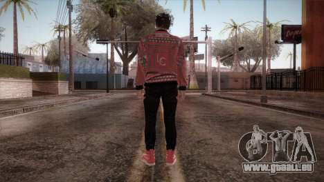 Skin3 from DLC Gotten Gaings pour GTA San Andreas troisième écran