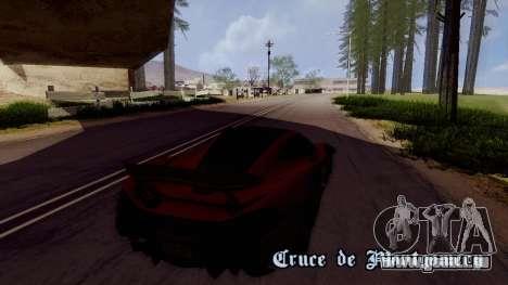 ENBTI for Low PC für GTA San Andreas her Screenshot