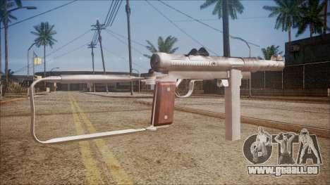 M45 from Battlefield Hardline pour GTA San Andreas deuxième écran