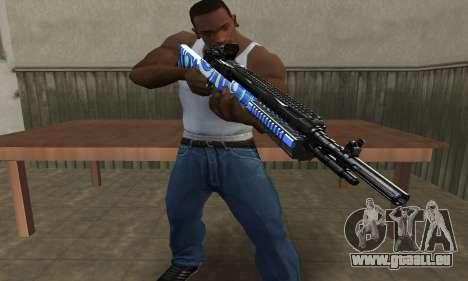 JokerMan Rifle pour GTA San Andreas deuxième écran