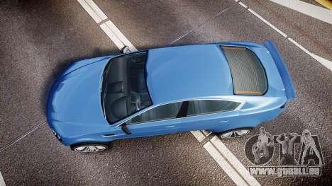 GTA V Ocelot Jackal new york plates pour GTA 4 est un droit