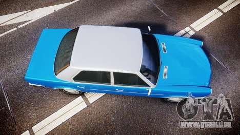 GTA V Benefactor Glendale für GTA 4 rechte Ansicht