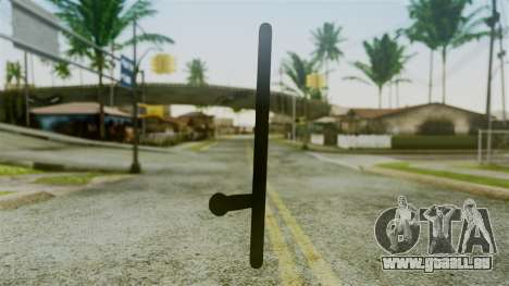 Police Baton from Silent Hill Downpour v2 pour GTA San Andreas