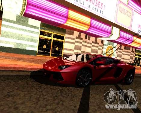 Jungles ENB v1.0 pour GTA San Andreas quatrième écran