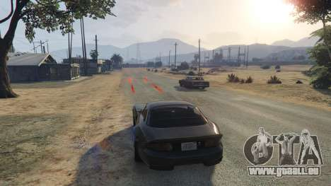 GTA 5 Vehicle Weapons .NET 0.1 quatrième capture d'écran