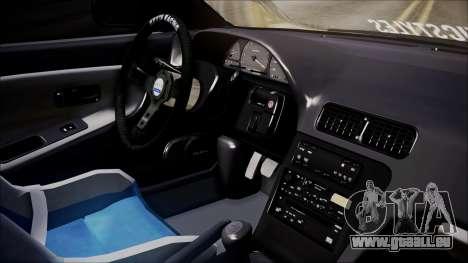 Nissan Onevia pour GTA San Andreas vue de droite