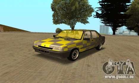 Renault 9 TSE 1992 für GTA San Andreas