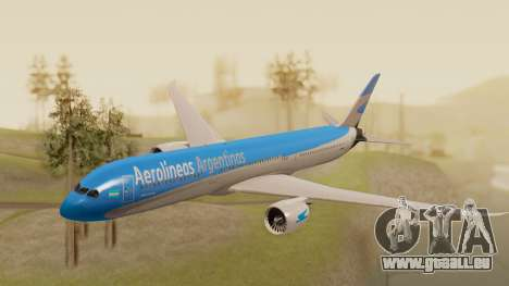 Boening 737 Argentina Airlines pour GTA San Andreas