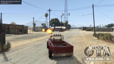 GTA 5 Vehicle Weapons .NET 0.1 cinquième capture d'écran
