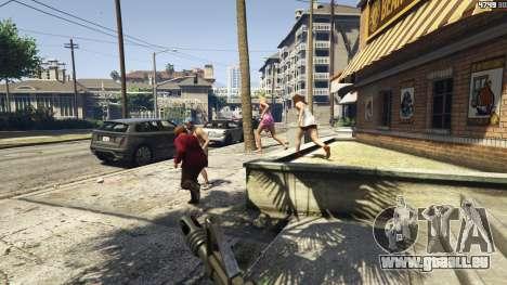 GTA 5 Weapons Are Scary Mod [.NET] 1.3 vierten Screenshot
