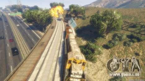 GTA 5 Railroad Engineer 3 huitième capture d'écran