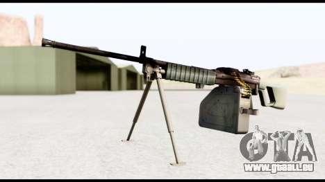 Type 88 Battlefield 4 für GTA San Andreas