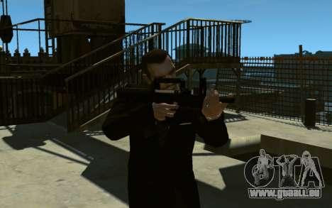 A-91 für GTA 4 weiter Screenshot