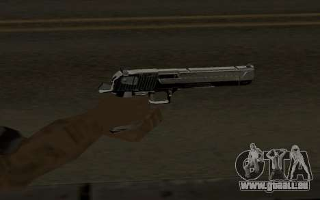Weapon Pack für GTA San Andreas dritten Screenshot