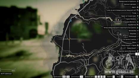 GTA 5 Jetpack v1.0.1 sixième capture d'écran