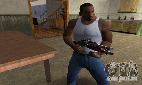 Death Shotgun für GTA San Andreas zweiten Screenshot