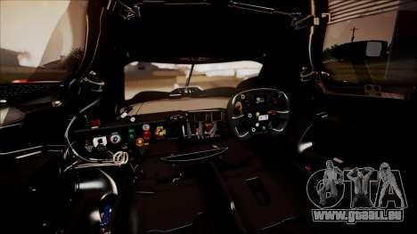 Peugeot Sport Total 908 HDi FAP Autovista pour GTA San Andreas vue de droite