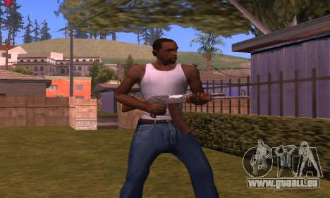 AK-47 from Battlefield Hardline pour GTA San Andreas