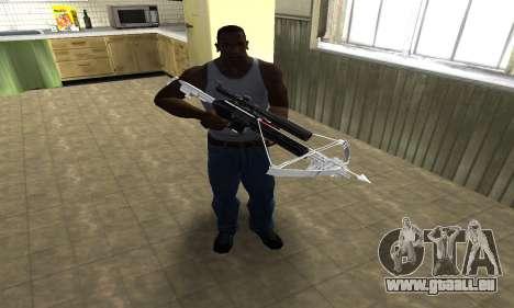 Crossbow pour GTA San Andreas deuxième écran