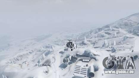 Singleplayer Snow 2.1 für GTA 5