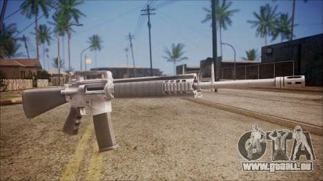 M16A3 from Battlefield Hardline für GTA San Andreas