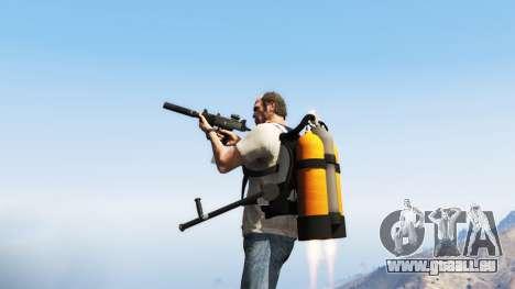 GTA 5 Jetpack v1.0.1 vierten Screenshot