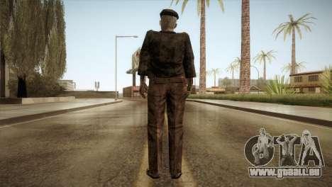 RE4 Don Esteban pour GTA San Andreas troisième écran